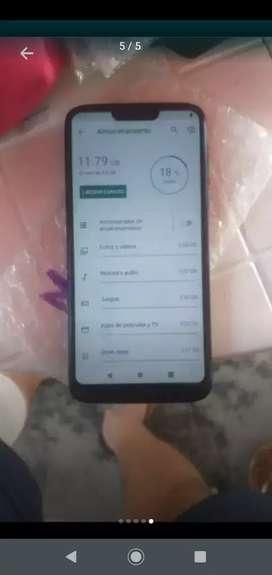 Vendo Motorola g7 power para redes sociales