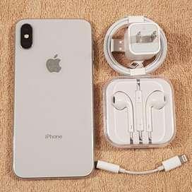 Vendo iphone xs max 256 gb libre de icloud homologado