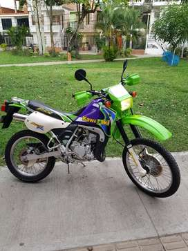 Kmx 125 mod 2005