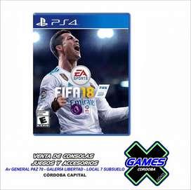 Fifa 2018 para Ps4