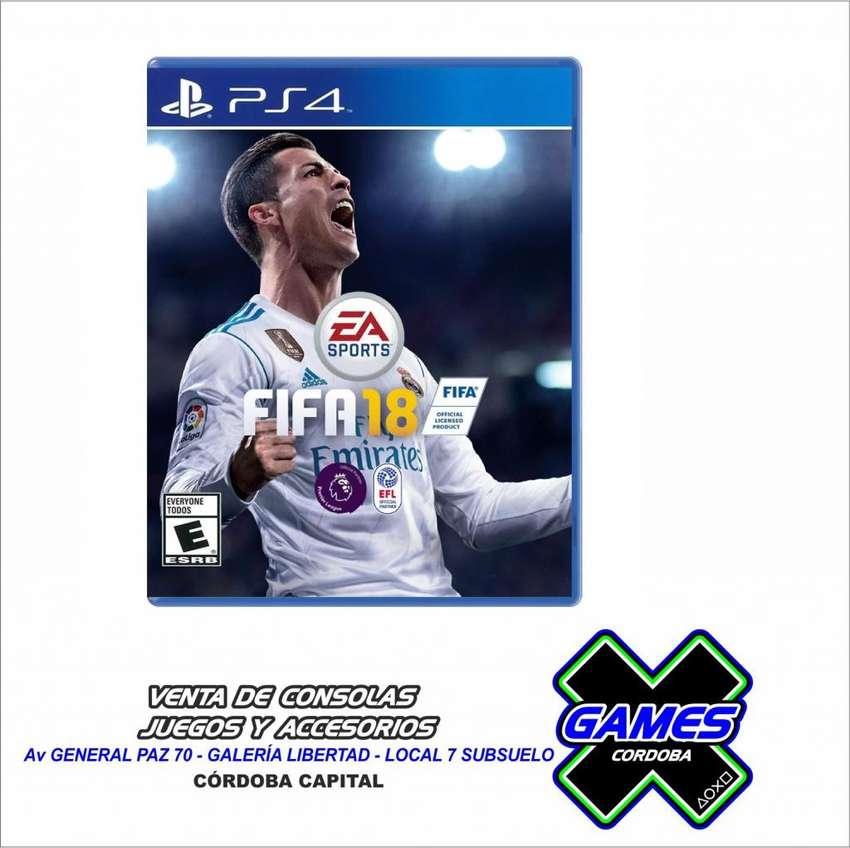 Fifa 2018 para Ps4 0