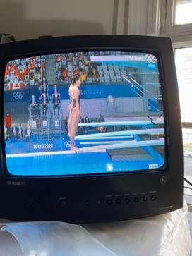 Televisor de 14 y de 20 pulgadas