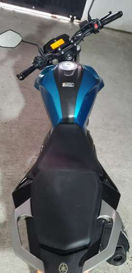 Moto yamaha como nueva