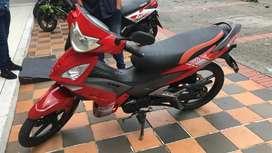 Vendo moto jetix125 modelo 2011