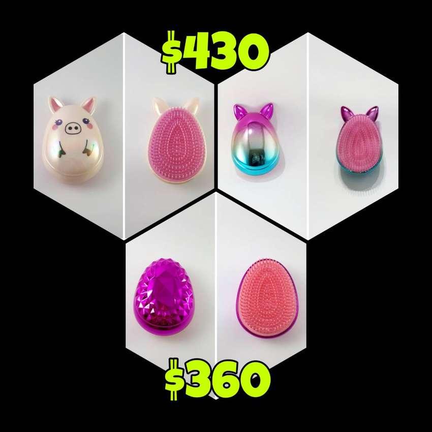 Cepillos para desenredar sin dañar! Desde $360 a $480