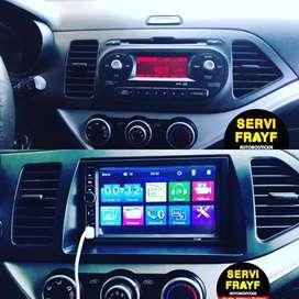 Autoradios universales y homologados para todas las marcas de vehículos - Toyota, Nissan, Kia, Hyundai, Mazda, Honda