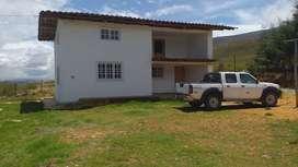 Casa de campo Colpa Cajamarca