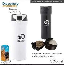 Vasos termicos discovery