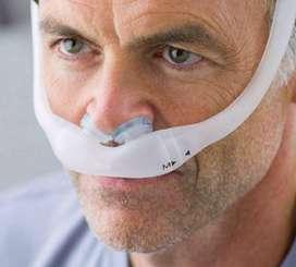 Mascara nasal Philips gel pillow maquina CPAP apnea del sueno