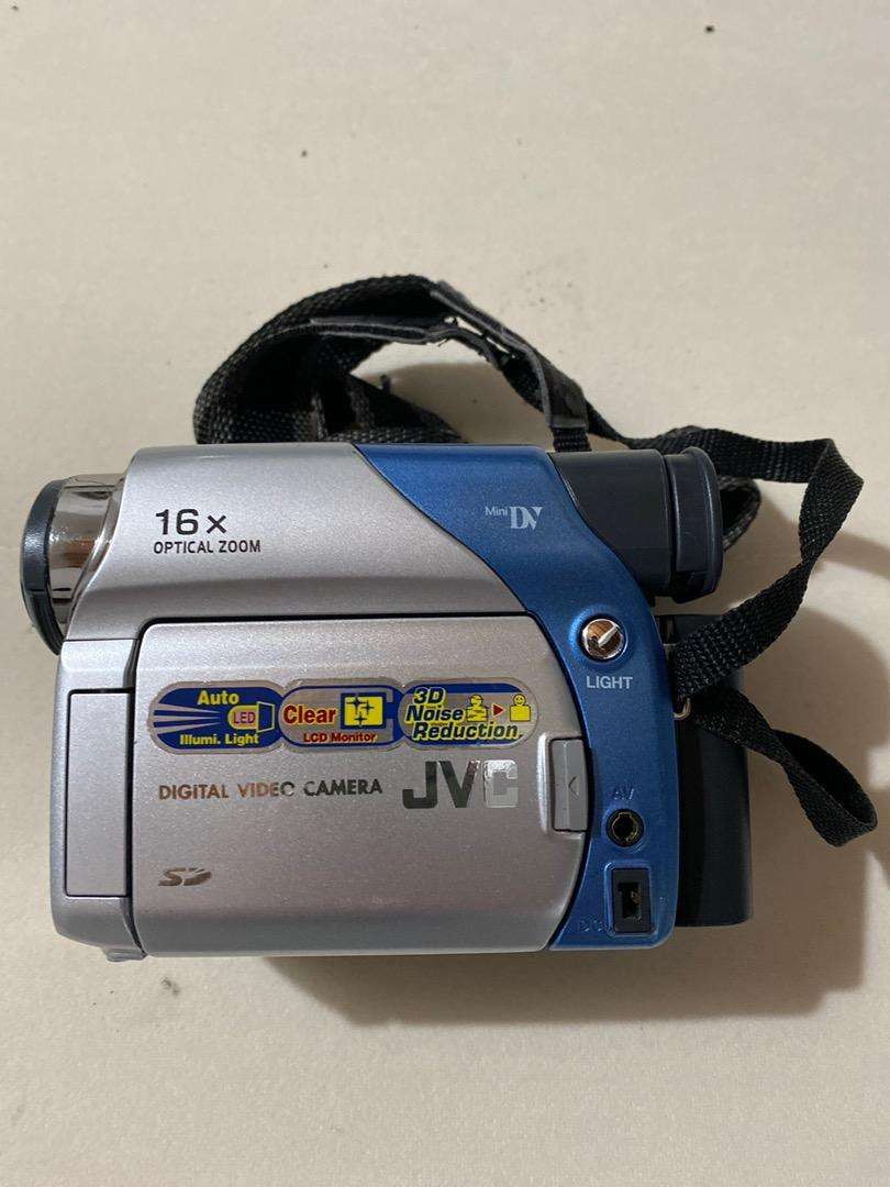 Video Camara Filmadora JVC 0