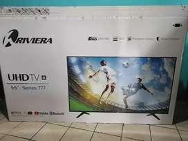 Tv riviera55 full hd 4k bluetoo wifi ...