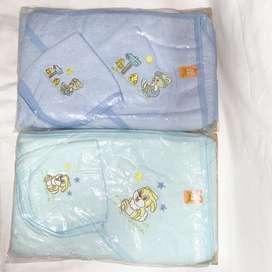 Juego de toallas para bebé
