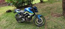 GANGA NS 200
