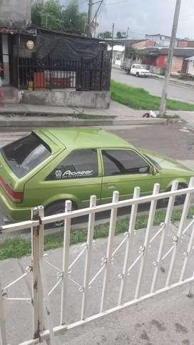 Mazda full inyeccion