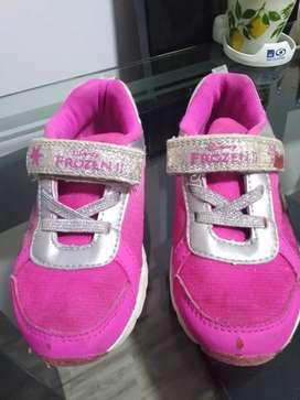 Zapato niña