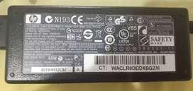 Cargador para portátil HP Compaq Punta Aguja 18.5v 3.5a 65w