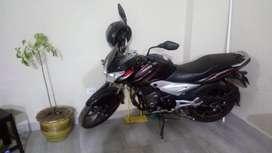 moto semi nueva