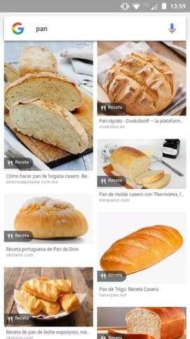 Maestro panadero pastelero busca trabajo