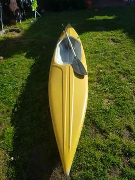 Permuto - Vendo Kayak Fibra