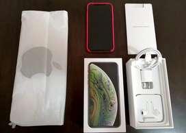 iPhone XS, 64GB, como Nuevo en caja con sus accesorios originales APPLE