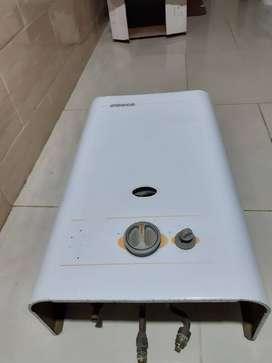 Calentador de Agua a Gas Natural
