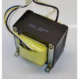 transformador de audio  220- 32+32vca 7 amp ,  265vca 0,3 amp , 9vca 1 amp