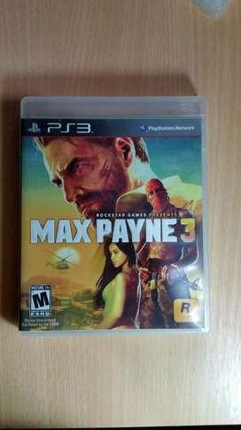 Max Payne3 Ps3