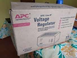 Estabilizador APC nuevo en caja