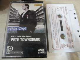Pete Townshend - White City (A Novel) - Cassette ARG