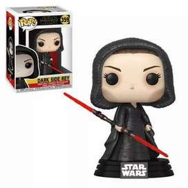 Funko Pop Rey Lado Oscuro Star Wars El Ascenso de Skywalker