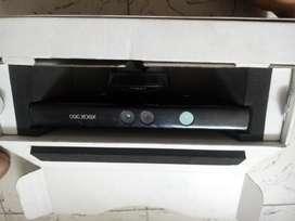 Kinect de Xbox 360 con Adaptador