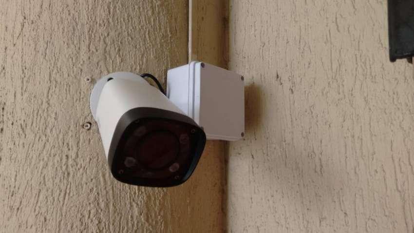 Instalación y mantenimiento de cámaras de seguridad 0