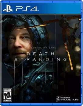 Death Stranding Sellado Nuevo Ps4