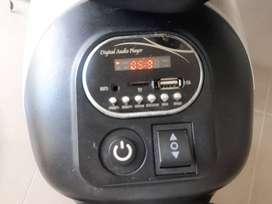 Moto eléctrica de batería marca STK