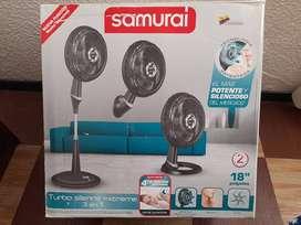 Ventilador marca Samurai