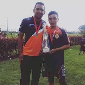 Entrenador de porteros (Futbol)