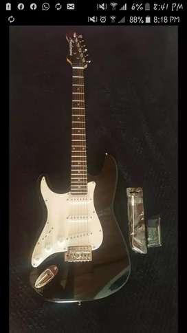 Guitarra Anderson Eléctrica  ZURDA