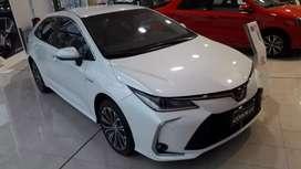 Toyota Corolla SEG 0km!