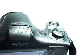 Cámara Sony DSC-H300