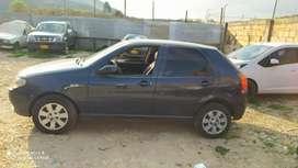 Fiat palio 2006 sin aire acondicionado