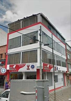 Edificio Comercial + Local