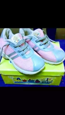 Zapatillas rosas número 26 de nenas NUEVAS