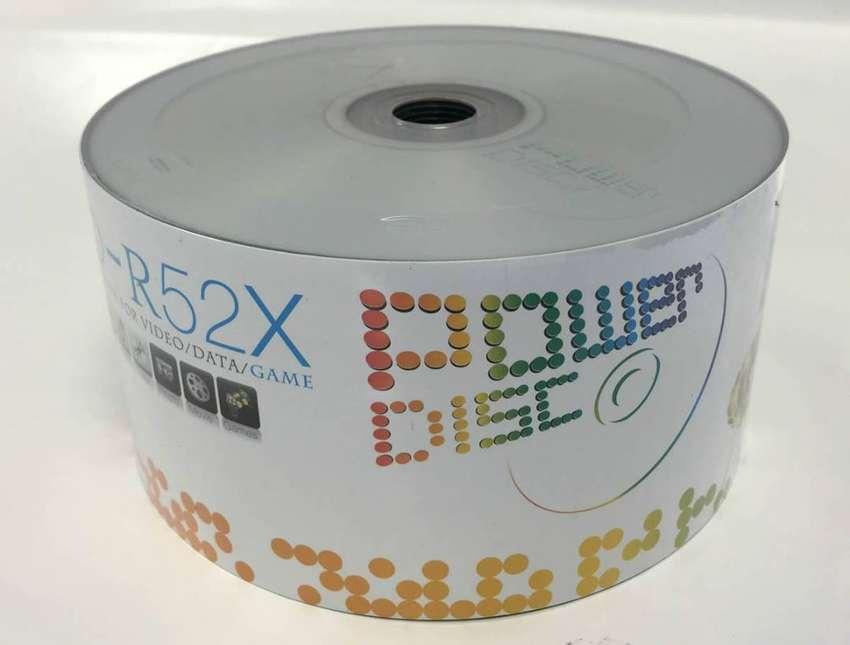 Cd Virgen Torre X 50 Discos 700mb Grabable Excelente Calidad 0