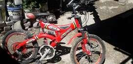 Vendo mi bicicleta