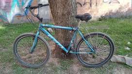 Vendo bicicleta rin 26 rines doble pared