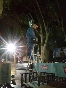 Técnico electricista, soluciones en el acto!