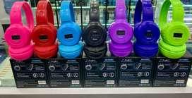 Audífonos Bluetooth N65BT Modelo: BS-N65BT