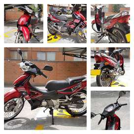 Moto Kymko Spyke125R económica