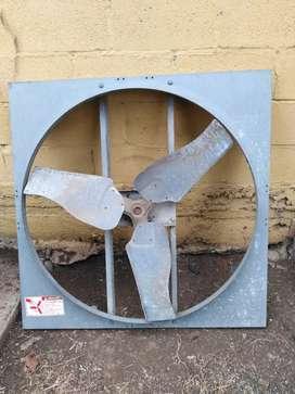 Vendo Ventiladores Industriales