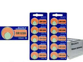 Sony Pila Cr1220 Litio 3v Usd2 X 1u